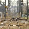 主役の無い鉄道風景