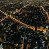 大都会・大阪2(大阪の展望台めぐりより)