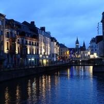 ベルギー 夜景