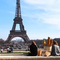 フランス新婚旅行記