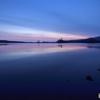 ブルーアワーの大沼