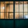 #405 ガラスマドのムコウ