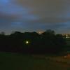 多摩川の夜景