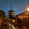 京都.法観寺