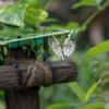 楽園の蝶 オオゴマダラ1