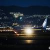 ✨飛行場の夜景✨
