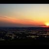 水田夕景2