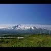 春:鳥海山1