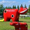 赤べこ公園 2