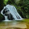 新緑片鞍滝 4