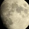 月に近づいてみる。