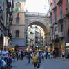イタリア旅日記:南イタリア6: ナポリ市街地:写真句