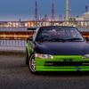 Honda BEAT mistbahn at 築港 | 01