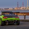 Honda BEAT mistbahn at 築港 | 05