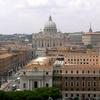 イタリア旅日記:ヴァチカンを望む