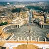 イタリア旅日記:ヴァチカンから望む