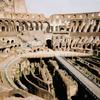 イタリア旅日記:Inside of コロッセオ