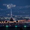 夜の出発便 「Boeing 737-800」