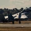 假想敌部队的F-15鷹式戰鬥機百里基地巡回教導・・・23
