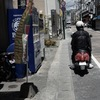 Heat city obon, buddhist monk life