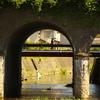 山陽本線三石「煉瓦アーチ橋」