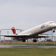 JAL MD-90