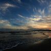 船越海岸の夕雲 Ⅳ