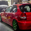 EK9 Honda CIVIC Type R at ASLAN | 1
