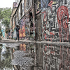 Backstreet of Toronto
