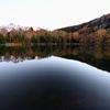 静寂の木戸池の明け