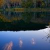 静寂の木戸池の明けⅡ