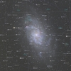 M33の球状星団(の候補?)