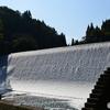 日本一美しい白水ダム