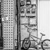 駐輪禁止と自転車