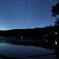 湖面のシリウス