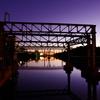 朝の南渡田運河