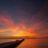 西桟橋~夕焼け~2018.11.21