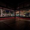 夜の宝泉院1