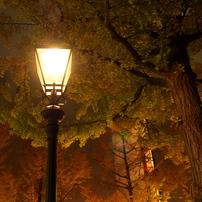 Gaslightの灯る街