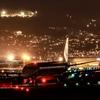 百万両の空港夜景