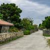 沖縄の古き風情を残す竹富島1