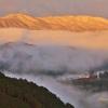 雲上の城 郡上八幡城