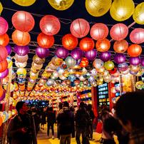 ~OSAKA光のルネサンス 2018~台南・光の廟