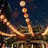元宵節燈籠祭(横浜中華街)