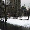 公園で ボストン