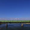 宇治川橋梁  103系