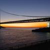 明石海峡大橋 トワイライト Ⅱ