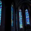 シャガール最後のステンドグラス2 聖シュテファン教会@マインツ