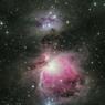 八塔寺のオリオン大星雲