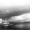 春遠き琵琶湖